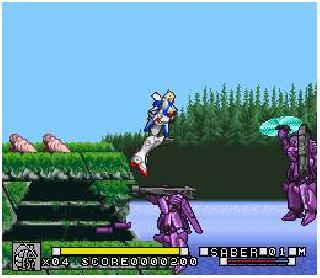 Screenshot Thumbnail / Media File 1 for Kidou Senshi V Gundam (Japan) [En by Twilight v1.0] (~Mobile Suit V Gundam)